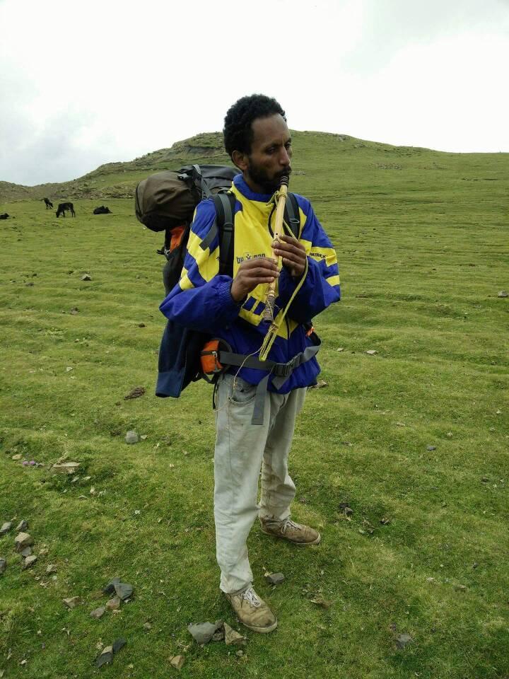 Simien Mountains Trek (Ethiopia)